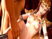 Princess Zelda porn from The Legend of Zelda, assembly 2017, part 2