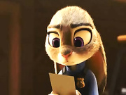 Zootopia porn - Officer Hopps rutine (Judy, Bogo, Nick, Flash)