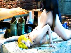 Samus Aran porn from Metroid, assembly 2017, part 4
