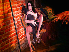 Yennefer adore extreme penetrations - Yennefer from The Witcher 3, assembly, episode 6