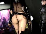 Futanari toon starlets in heat - Miranda In Charge part 1