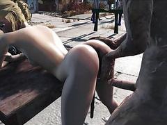 Fallout 4 Katsu on Table