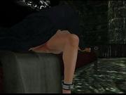 My wife in BDSM fuck