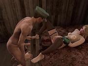 Fallout 4 Katsu and Maccready 2