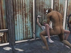 Fallout 4 Katsu Prisoner Shackles