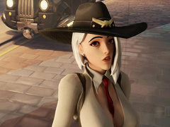 Hardcore adventure / Ashe from Overwatch