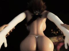 Huge cocks in toon holes / The Legend of Zelda