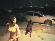 Resident Evil 2, Ada Wong, full nude, part 3