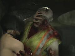 Resident Evil 2, Ada Wong, full nude, part 4