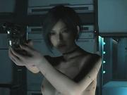 Resident Evil 2, Ada Wong, full nude, part 7