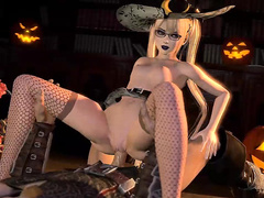 CGI porn sex, Marie Rose (Dead or Alive ) assembly 2 part 4