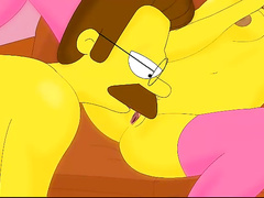 XXX secrets of Simpsons