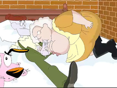 Granny porn from Courage