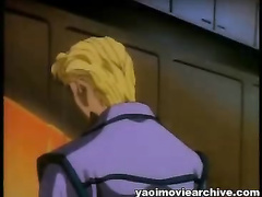 Yaoi fuck adventures in the space