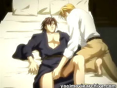 Young fiance becomes yaoi man in his wedding night