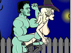 Halloween: Dick or Treat