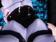 Virtual robo pussy part 2
