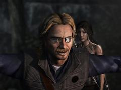 Lara in trouble part 1