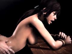 Lara in trouble part 2