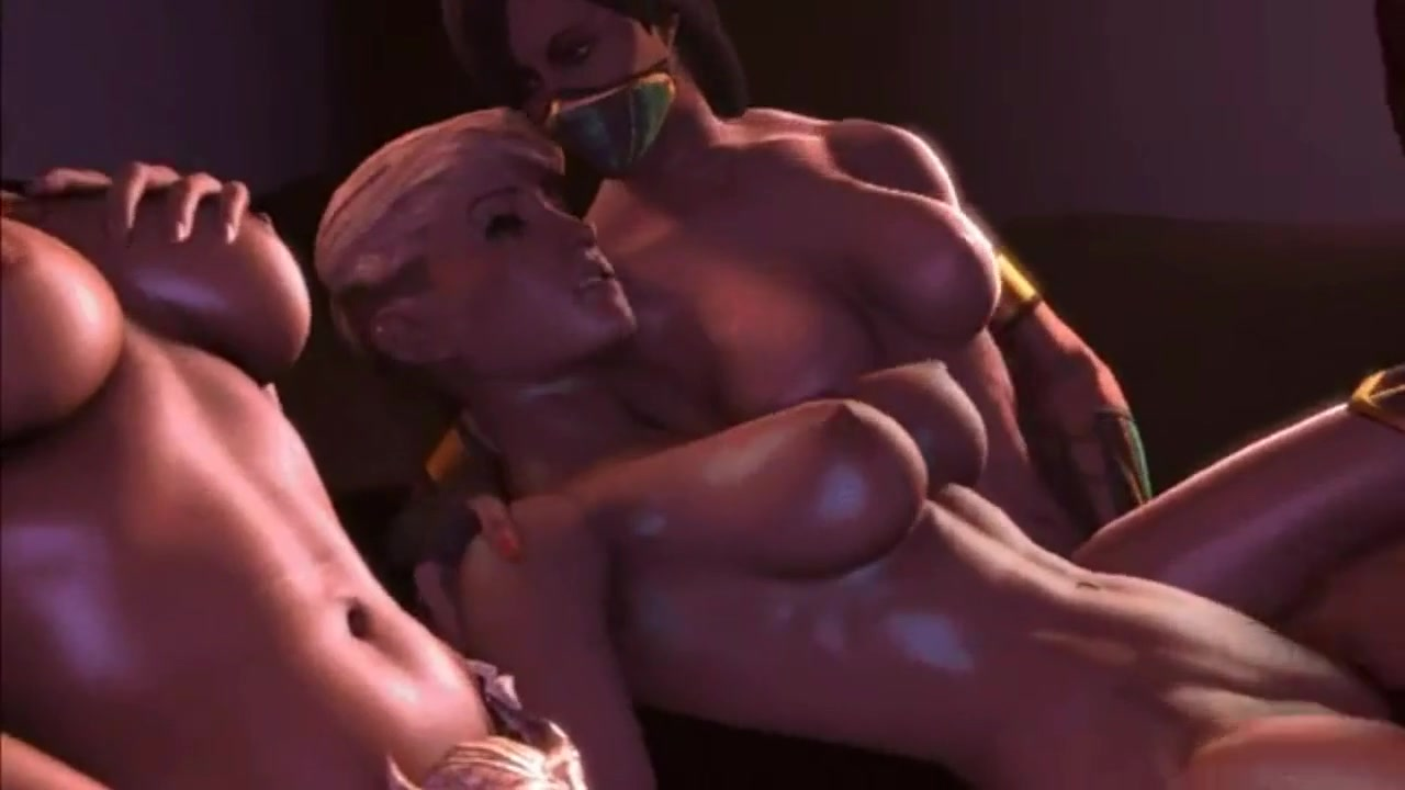 X mortal porn kombat The new