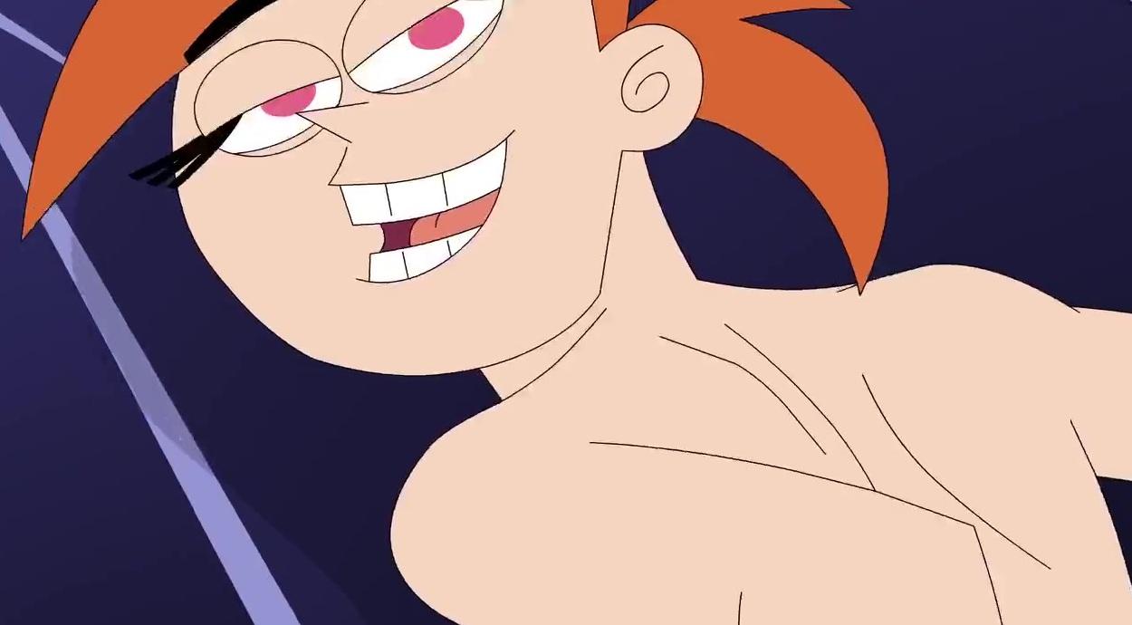 Cosmo und wanda porno