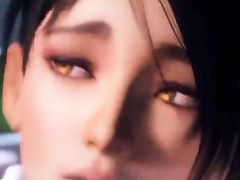 Kunoichi 2: Fall of the Shrinemaiden part 5