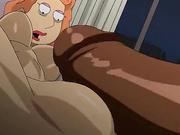 Lois gets gangbanged like a slut, Lois from porn Family Guy