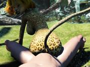 Jungle fuck 3D