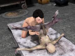 Strange Ero Tales: Spirit Alley part 2