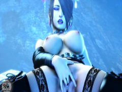 Lulu from Final Fantasy X (assembly) part 3