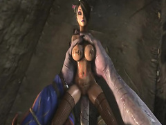 Lulu from Final Fantasy X (assembly) part 7