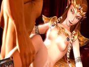 Princess Zelda porn from The Legend of Zelda, assembly 2017, part 2