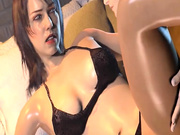 Quiet porn from Metal Gear Solid V: The Phantom Pain, assembly 2017, part 4