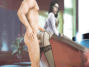 Elizabeth porn from BioShock Infinite (Burial at Sea), assembly 2017, part 3