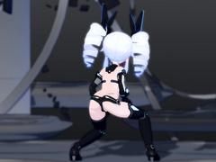 Uni booty shake