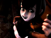 Cartooon porn - Mavis Dracula from Hotel Transylvania, assembly, part 1