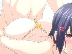 Licking me down there - Ikkyuu Nyuukon episode 3 part 1