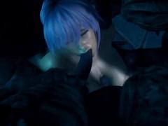 Gangbang / Kunoichi 3: Dark Butterfly / part 3