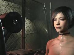 Resident Evil 2, Ada Wong, full nude, part 5