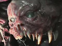 Resident Evil 2, Ada Wong, full nude, part 8 (end)