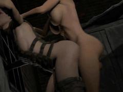 Futanari hentai starlets in porn - Survival of the Futa by subjectxxx
