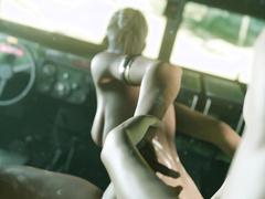 Sheva anal by Bulging Senpai