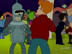 Hip Joint Club party (Futurama)