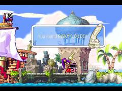 Shantae & Risky's Dildo, Cinematic SD by Washa