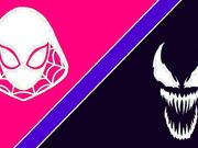 Spider-Gwen x Venom by GuiltyK