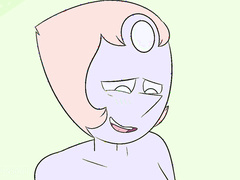 Steven Universe - Pearl Takes It All by Cartoonsaur