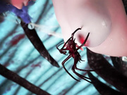 Ulala vs Spider by ATD