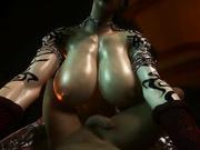 Giantess Futa - Male Taker POV by WeebUVR