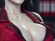 Red Materia Fun, Scarlet by Redmoa
