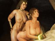 WW X Lara by Amazonium